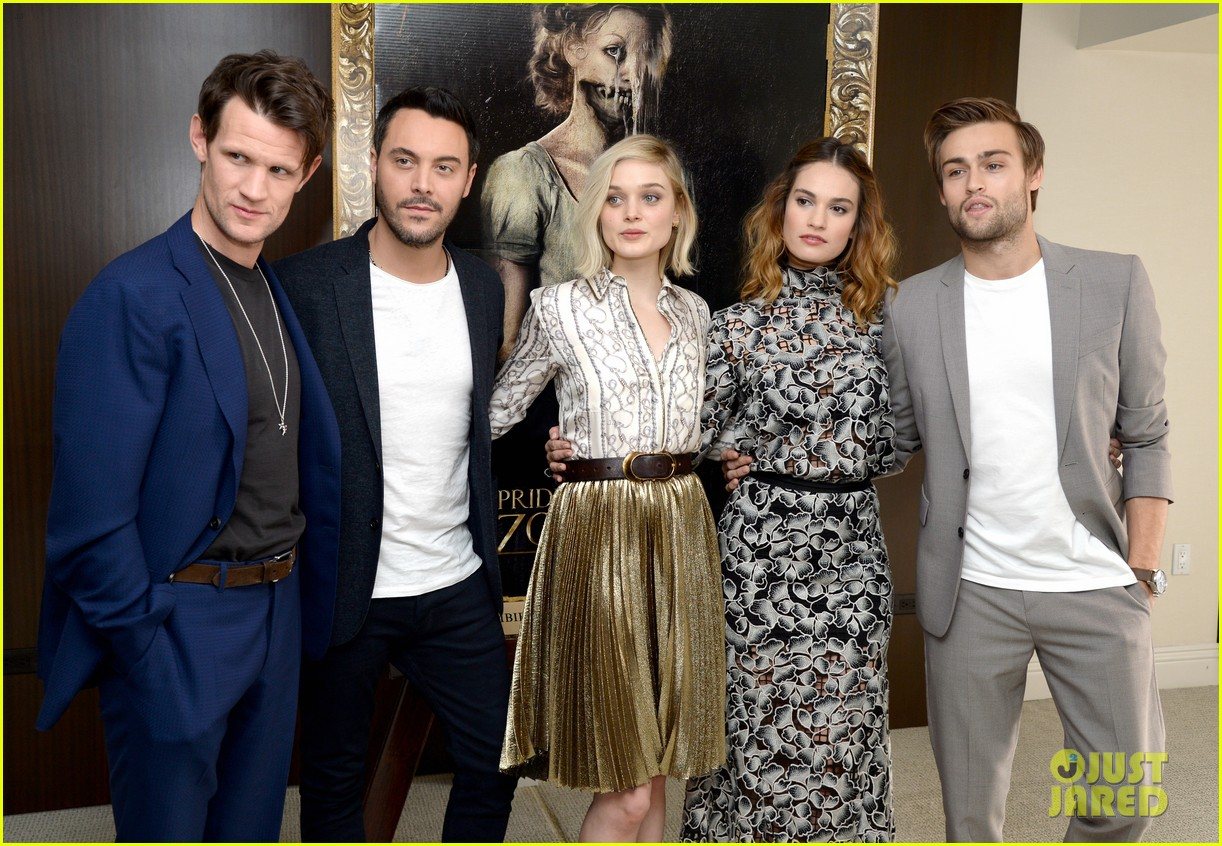 lily james bella heathcoate ppz photo call 18