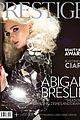 Abigail-prestige abigail breslin prestige hong kong cover 01