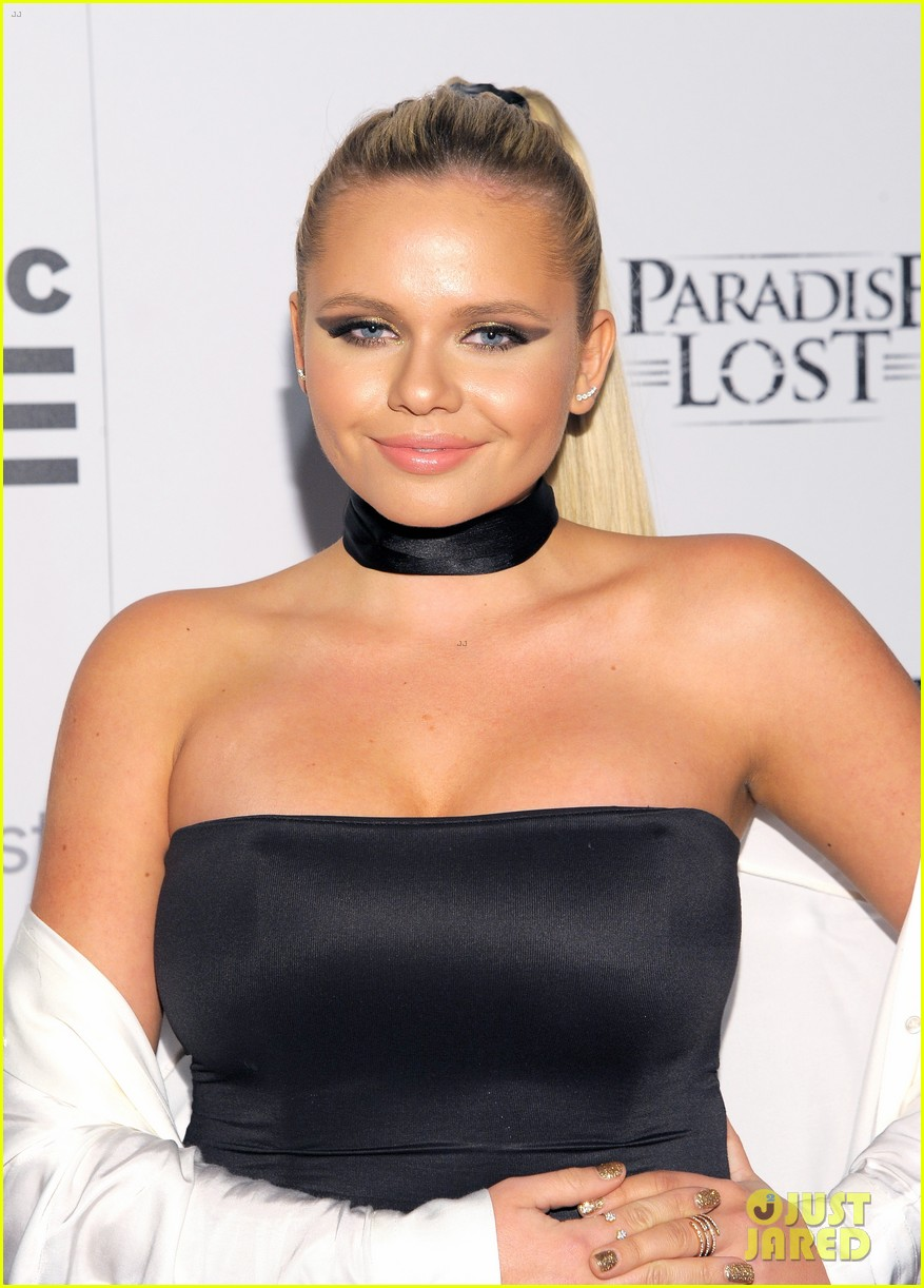 cody alli simpson 2016 grammys party 08