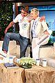 Daniel-ellen damn daniel flaunts his white vans on the ellen show 04