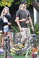 Patrick-easterp patrick schwarzenegger girlfriend abby champion easter photos 03