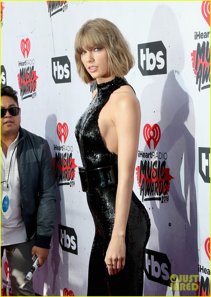 taylor swift clavin harris iheartradio music awards 2016 18