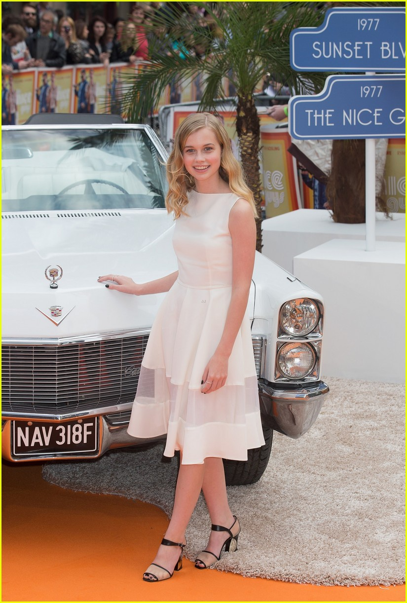 angourie rice fansite