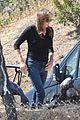 Jenner-visit2 kylie jenner gets a visit on set from caitlyn jenner 07