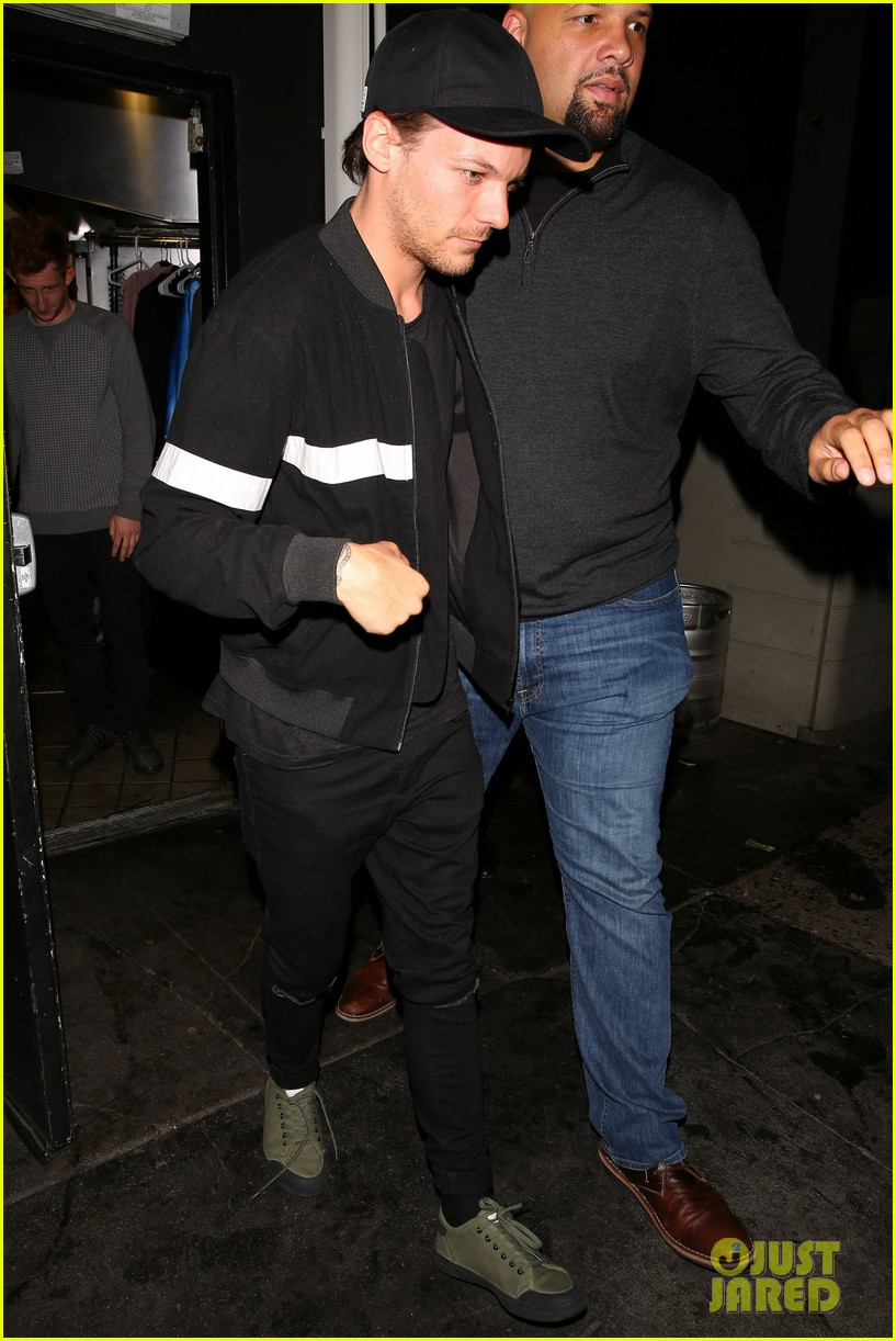 louis tomlinso has a night out at the nice guy 11