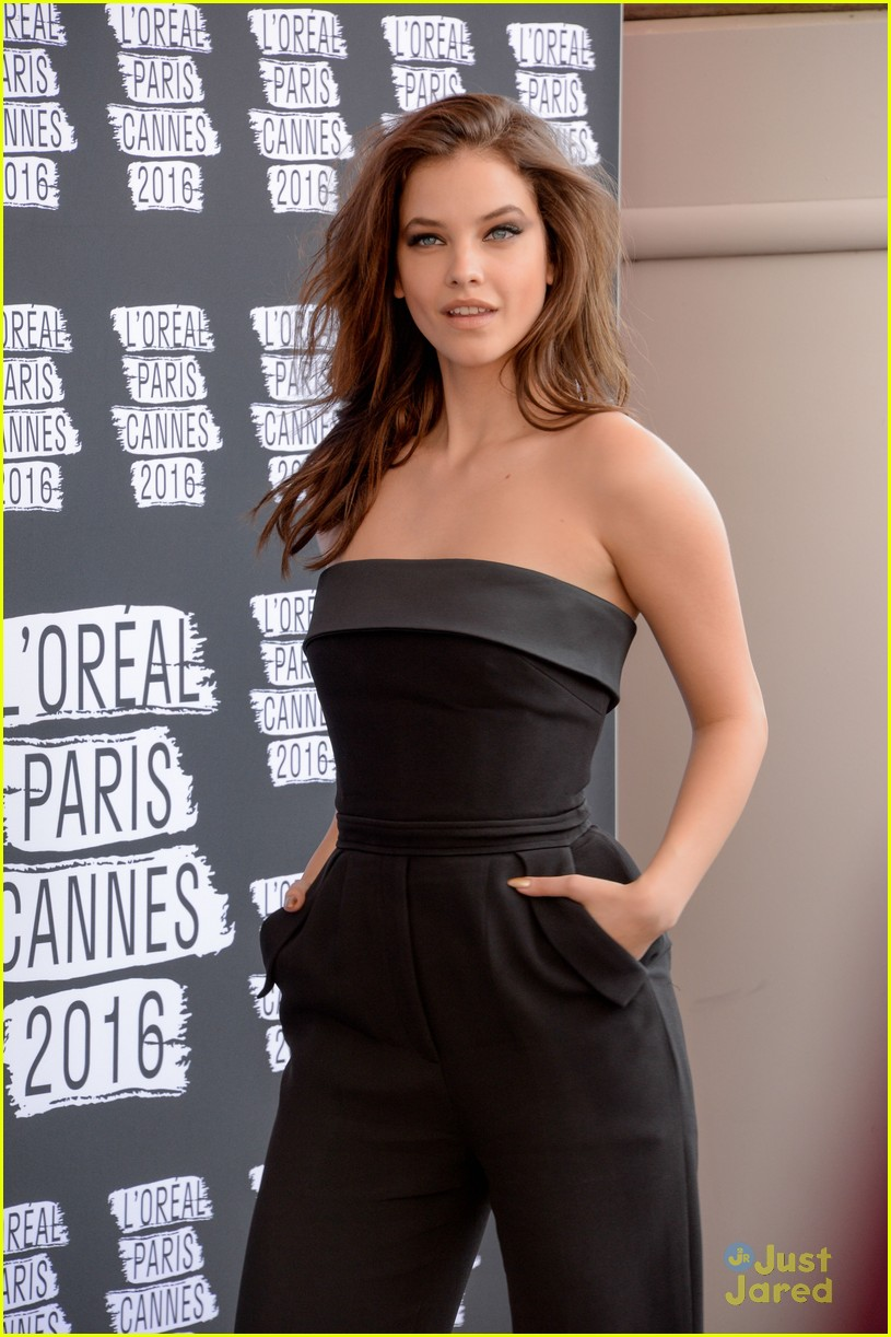 Lucky Blue Smith Joins Barbara Palvin At Julieta Cannes