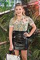 Chloe-coach chlore moretz hailey baldwin coach event nyc 01