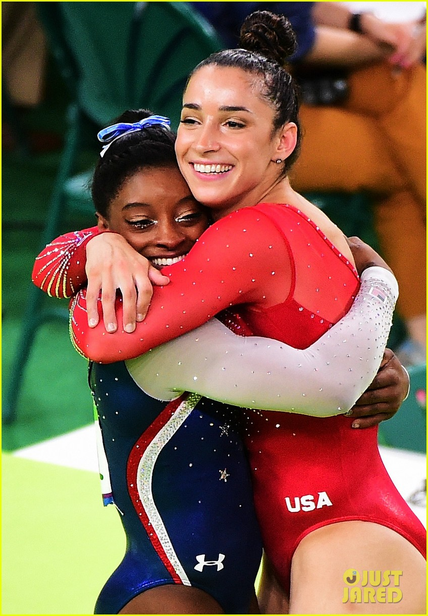 Simone Biles Amp Aly Raisman S Floor Exercises Need To Be