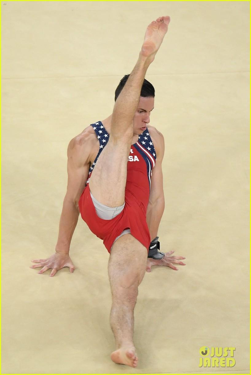 U.S. Men's Gymnastics Places Fifth in Rio Olympics 2016 ...