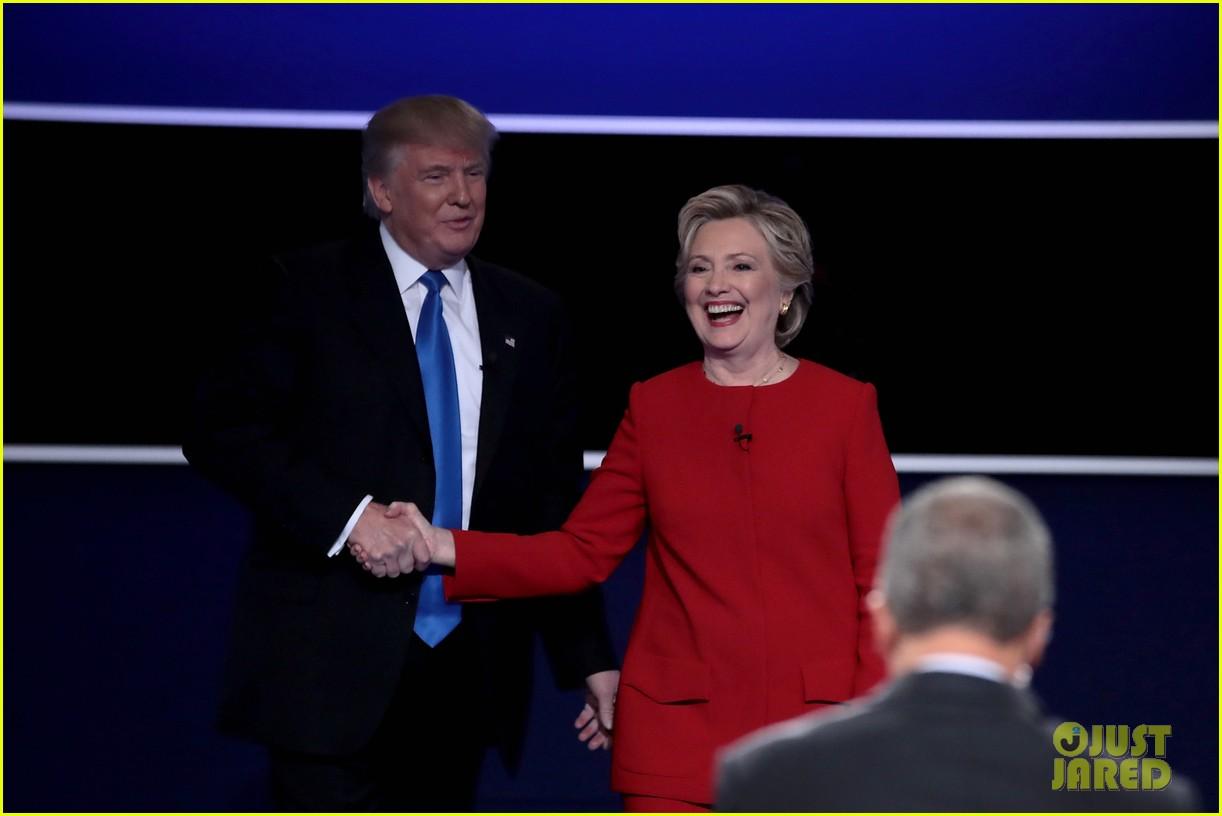 celebs tweet presidential debate 05