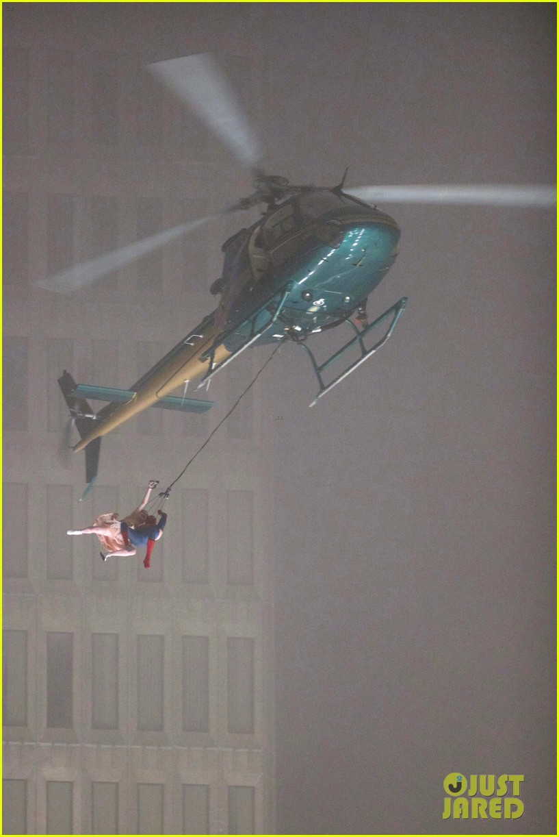 spider man stunt doubles helicopter scene 03