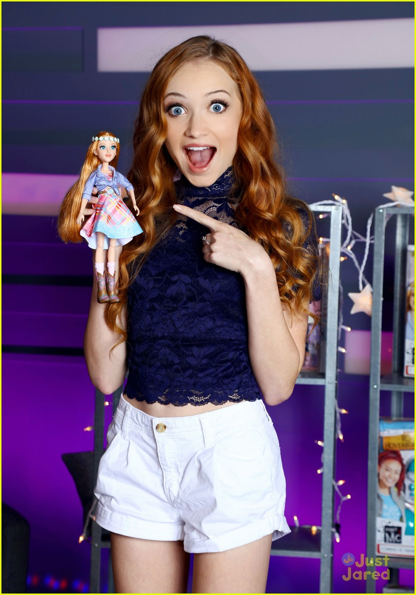Meet 'Project MC²' Star Belle Shouse with 10 Fun Facts! | Photo 1042511 - Photo Gallery | Just Jared Jr.