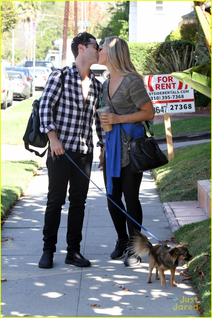 emma slater sasha farber kiss stroll engagement quotes 02