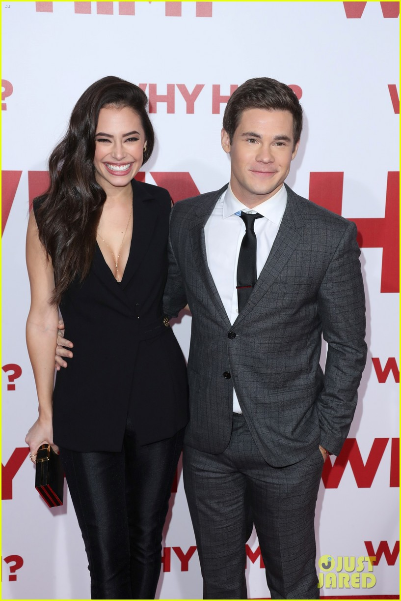 zoey deutch shines at why him premiere 03