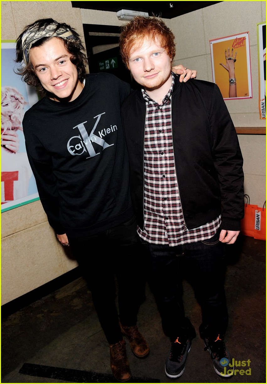 ed sheeran talks harry styles solo career 01
