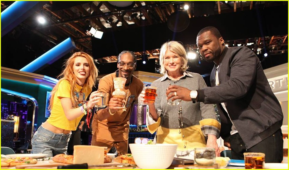 bella thorne snoop dogg show martha stewart 01.