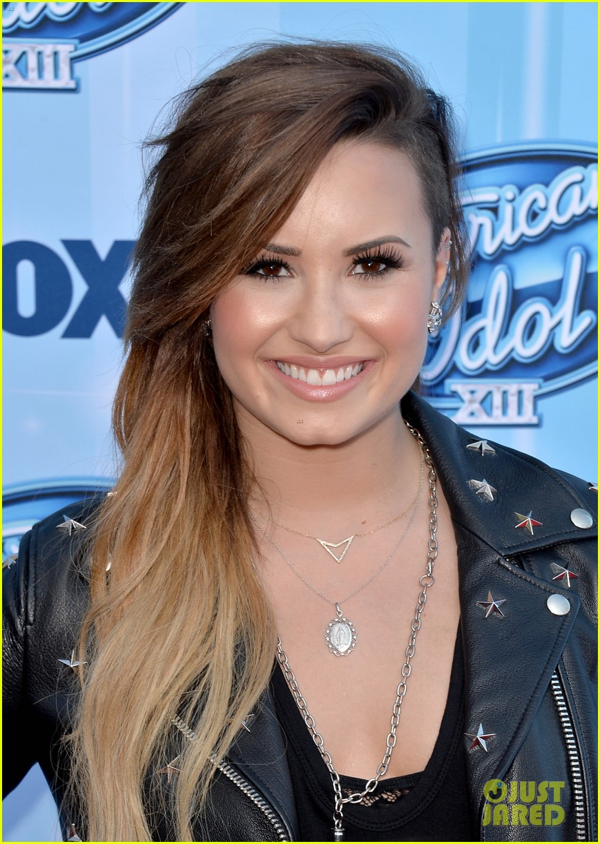 demi lovato makeupfree selfie is stunning 04