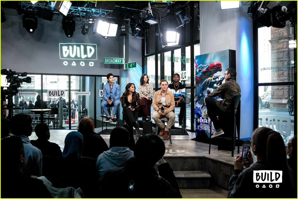 power rangers aol build nyc 08