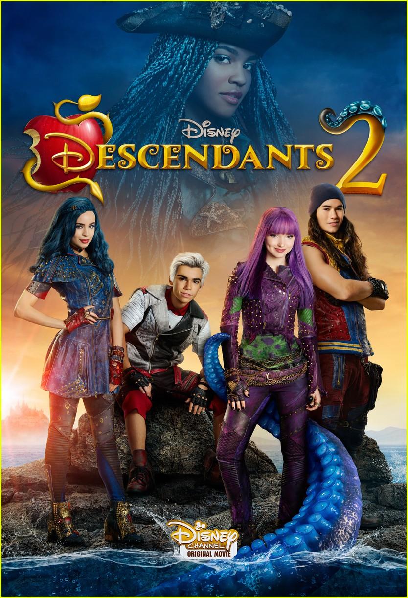 descendants 2 premiere date summer 02