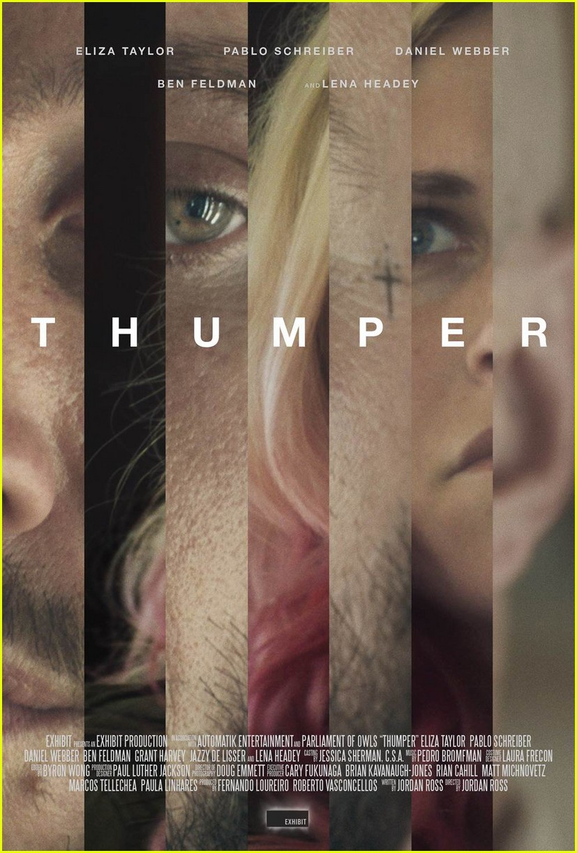 eliza taylor thumper poster exclusive 01