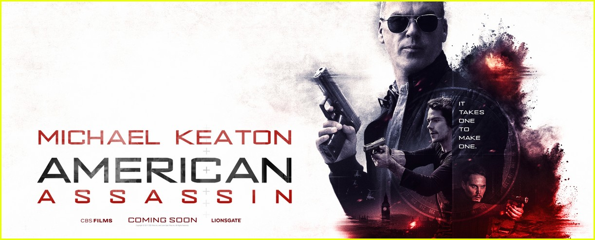 dylan obrien american assassin character poster 02