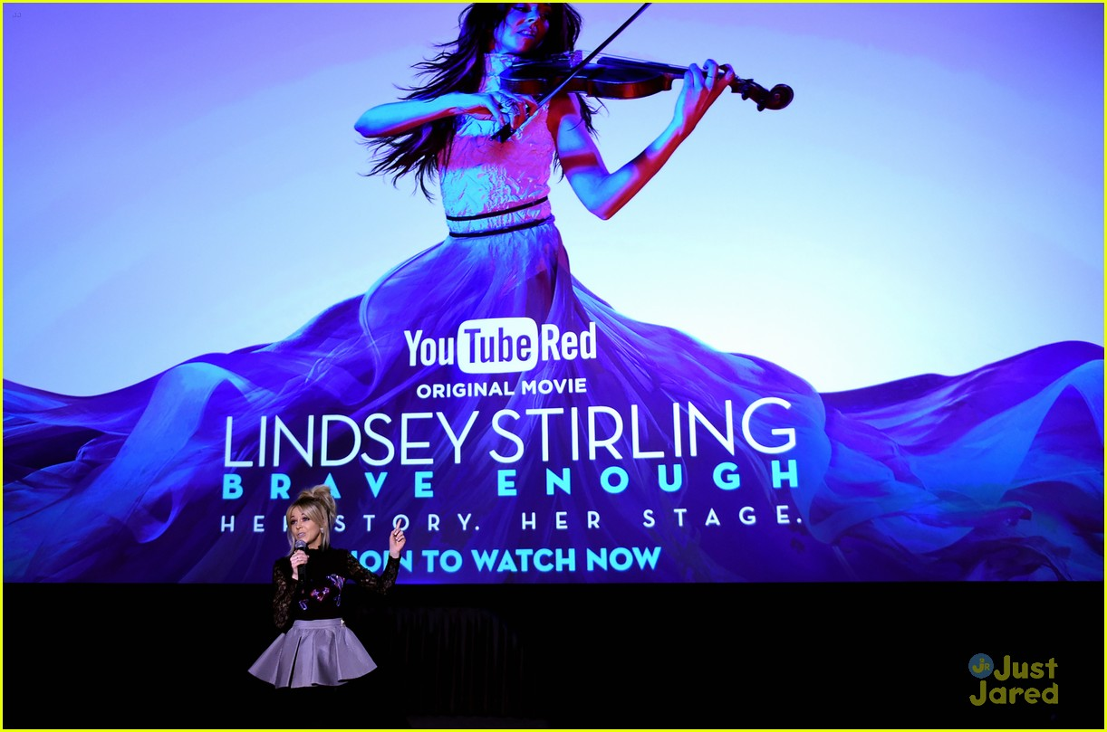 bethany mota rosanna pansino lindsey stirling doc premiere 20