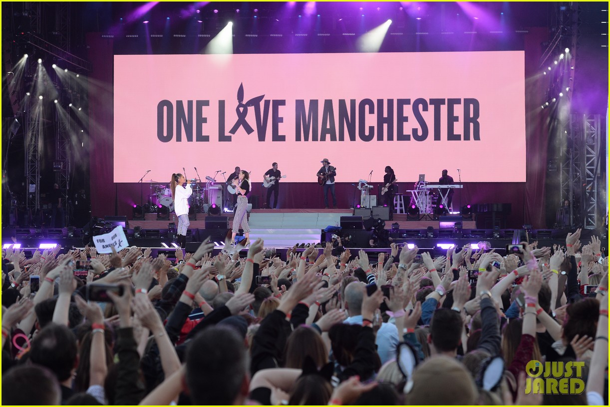 ariana grande one love manchester donations 07
