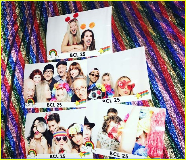 billie lourd birthday party photos 01
