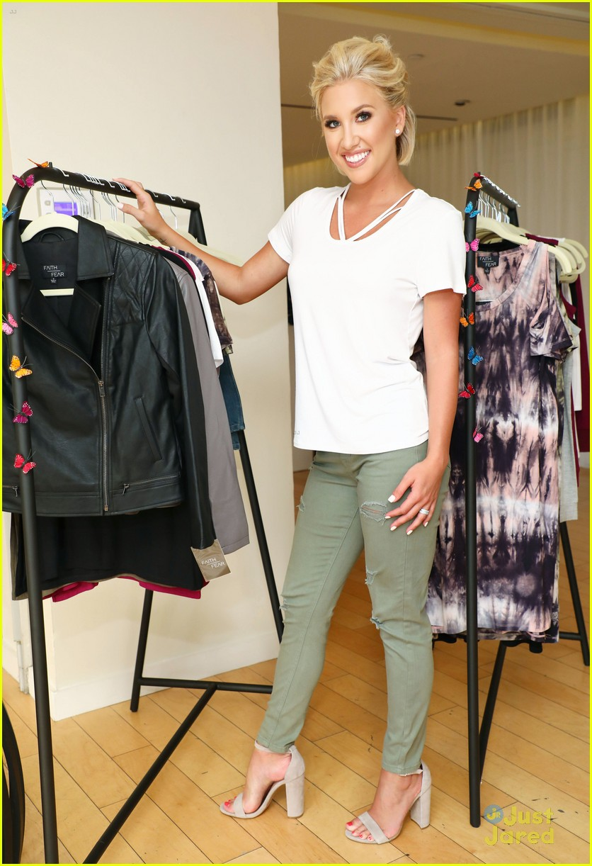 Savannah Chrisley Dishes On Her New Fashion Line Inclusiveness Was The Most Important Thing
