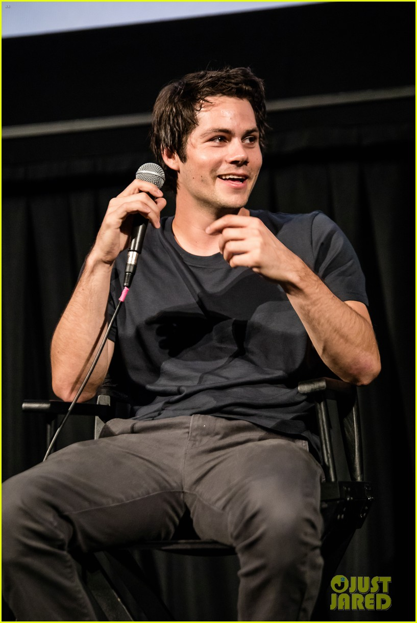 Dylan O'Brien Opens Up About Preparing For His 'American ... Zac Efron Nyc