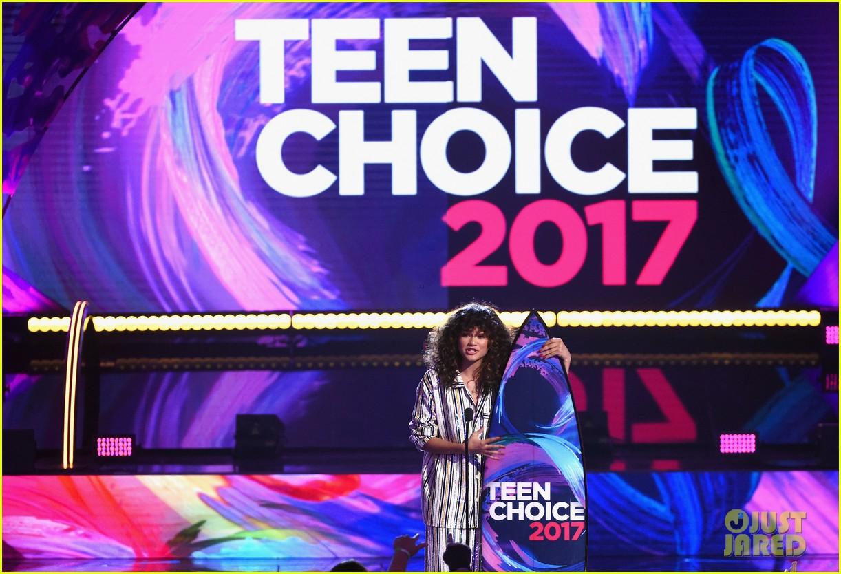 zendaya teen choice awards 2017 speech 04