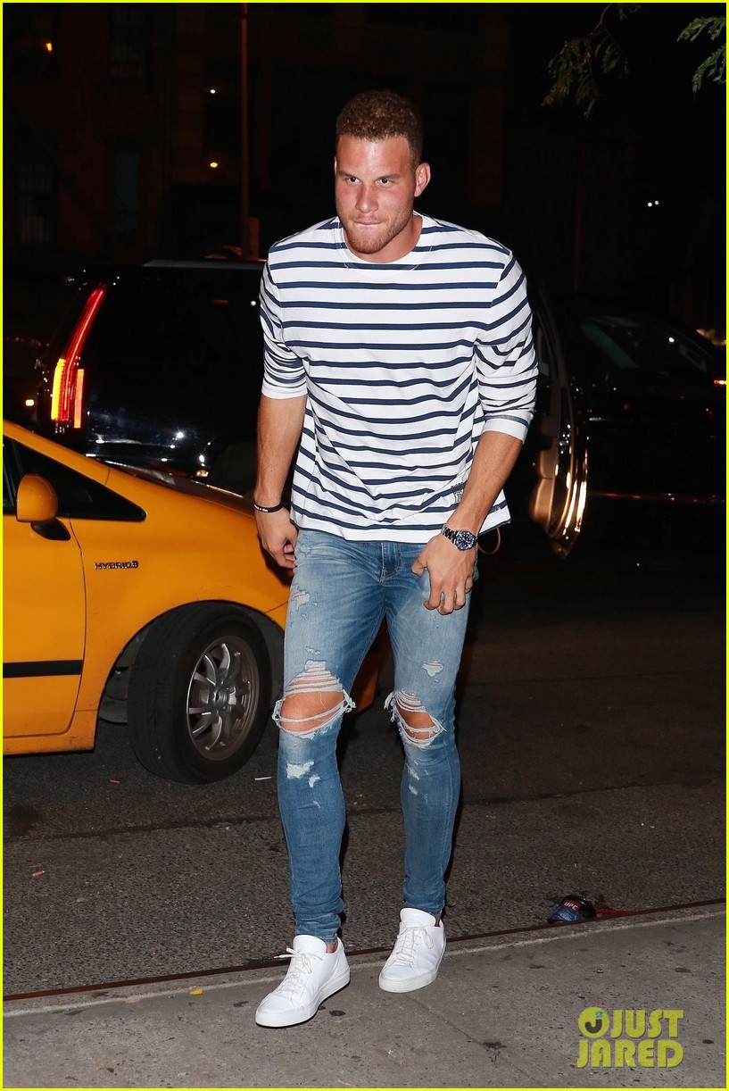kendall jenner joins blake griffin for night out in nyc 07