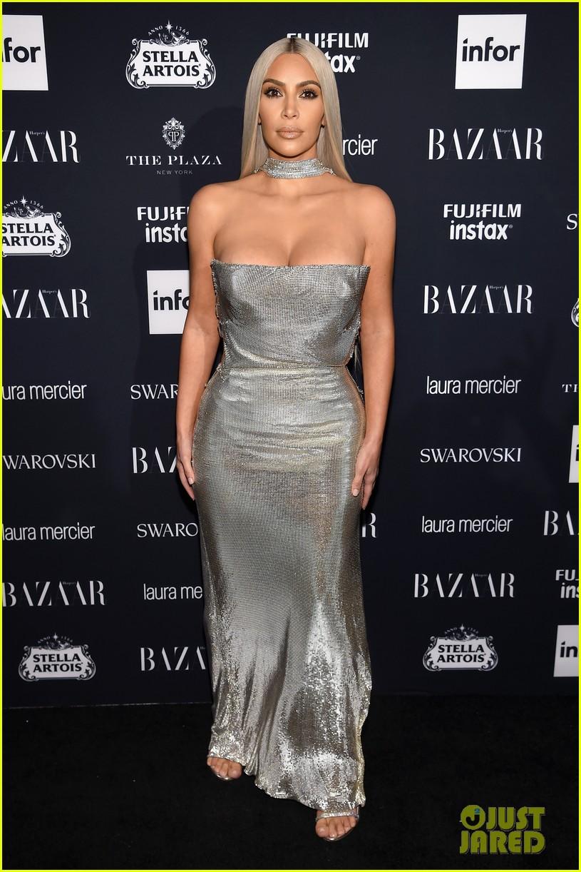 kim kardashian kendall jenner harpers bazaar party 02