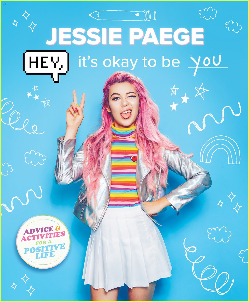 jessie paege book debut another book playlist 01