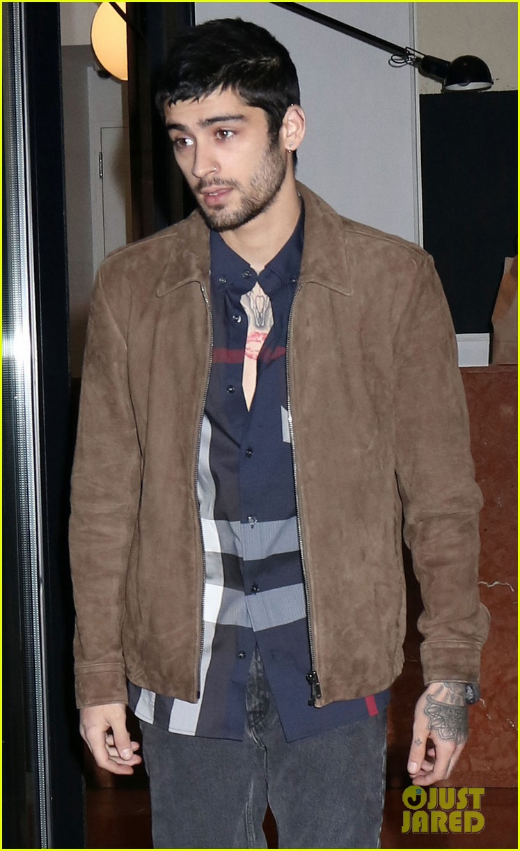 zayn malik steps out after two year anniversary 04