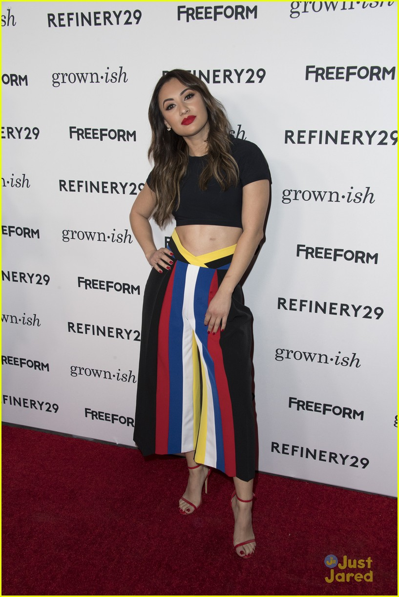 francia raisa prepare grownish role 03