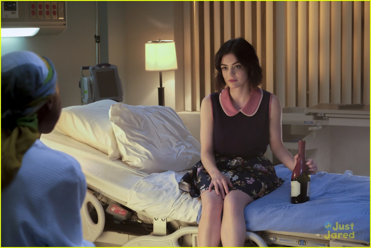 lucy hale life sentence wed pic tease 04